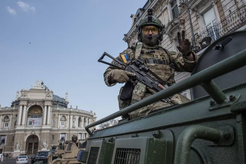 ВСУ сообщили о попытке рейдерского захвата военного объекта в Одессе