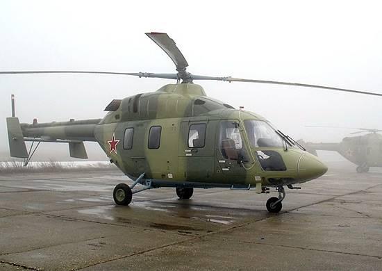 L'Air Force Academy vicino a Saratov riceverà elicotteri 5 Ansat-U