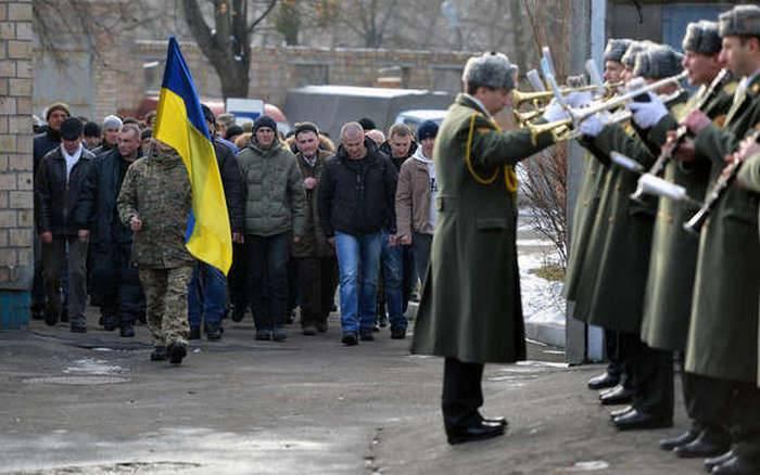 Medios de comunicación: el proyecto de otoño en las Fuerzas Armadas de Ucrania fue interrumpido