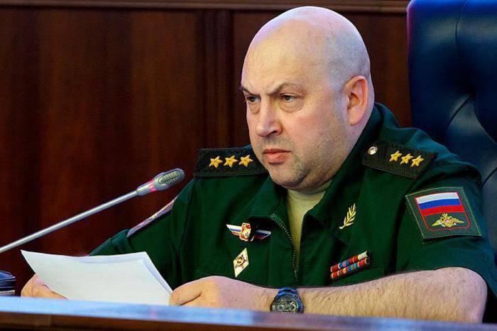 Командующий русской группировкой войск вСирии будет главкомом ВКС