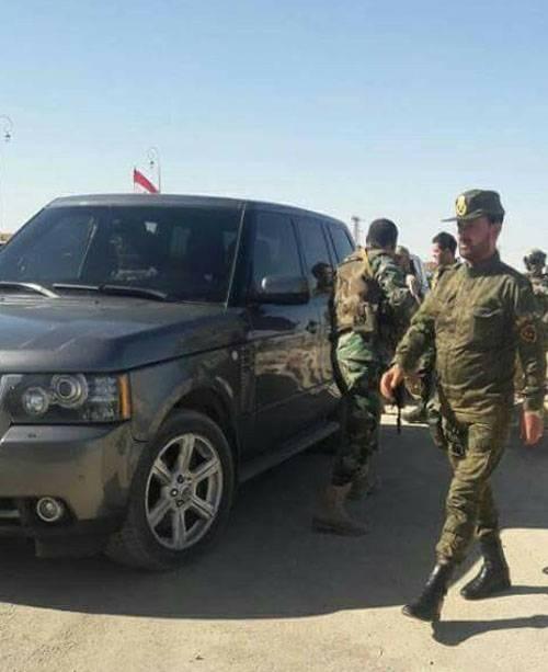 I distaccamenti d'assalto del generale Suhail si sono avvicinati ad Abu Kemal