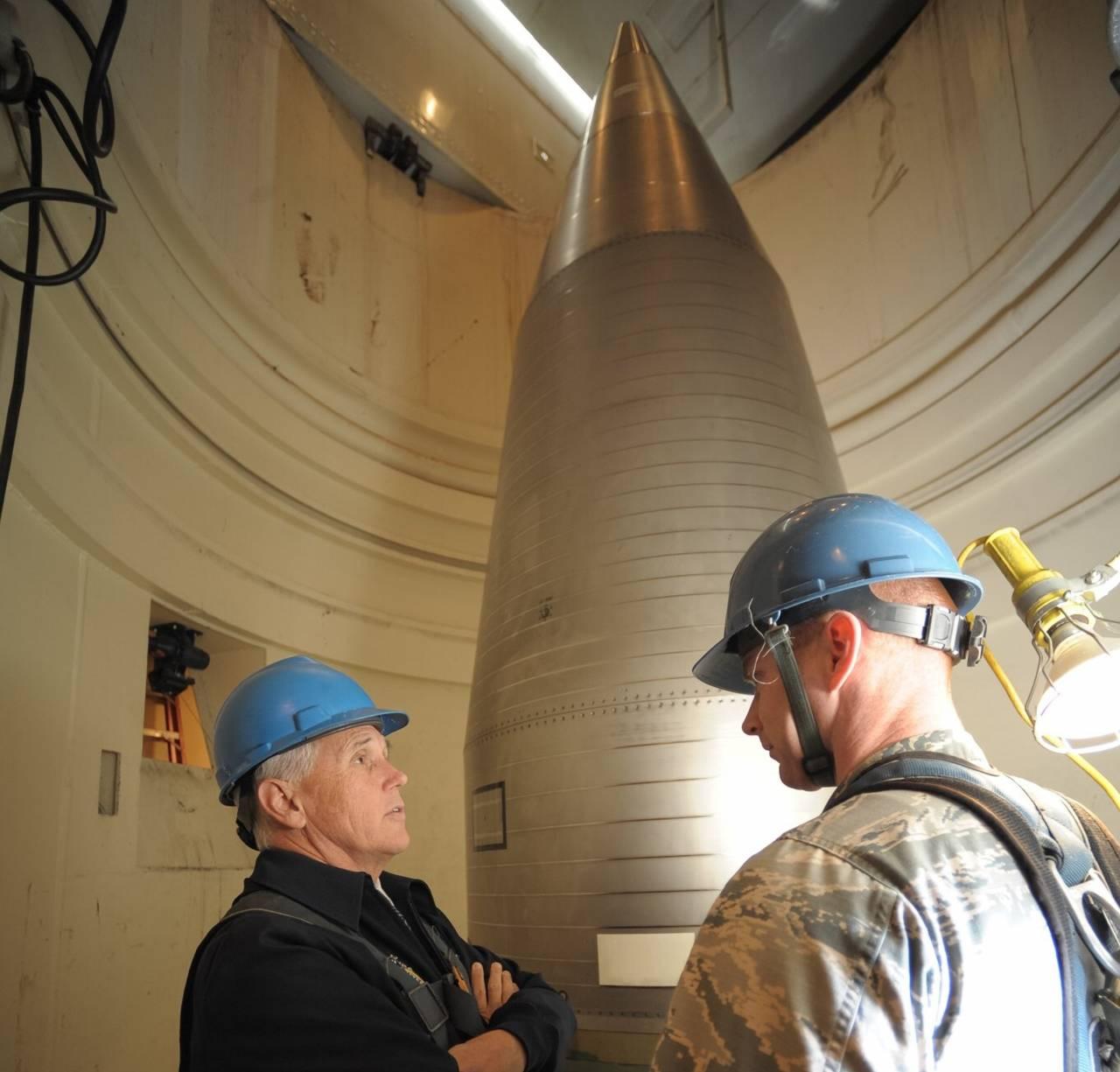 США истратят $1,2 трлн на модификацию ядерного оружия