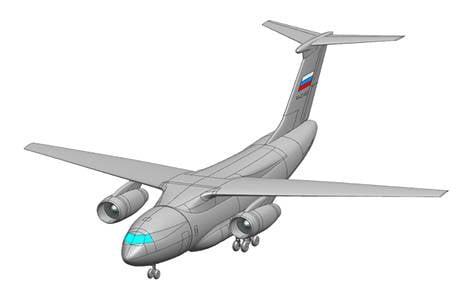 Notícias do projeto SVTS / IL-276