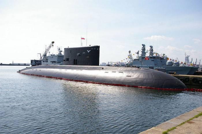 Польша осталась без подводного флота