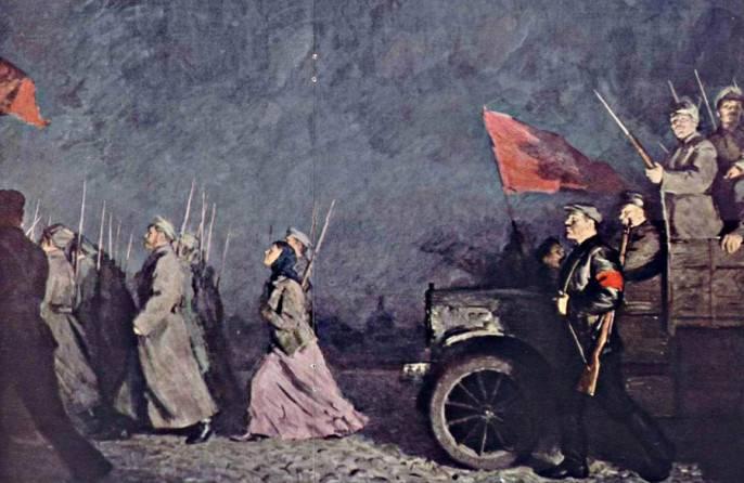 """Revolución y la """"tercera Roma"""""""