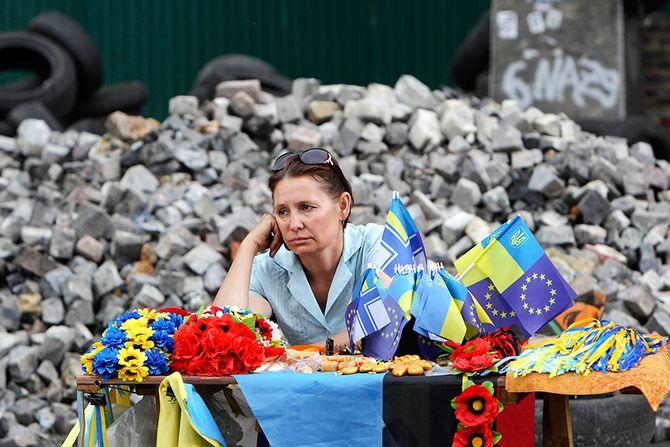 La Unión Europea no va a restaurar la economía de Ucrania