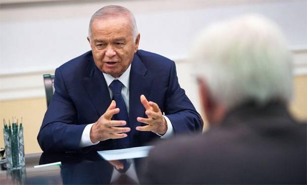 In Russland veröffentlichte eine Petition gegen die Installation eines Denkmals für Karimov in Moskau