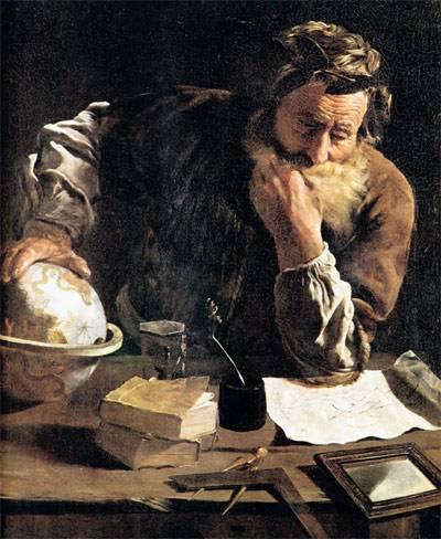 El cuento del científico Arquímedes, que costó a todo el ejército.