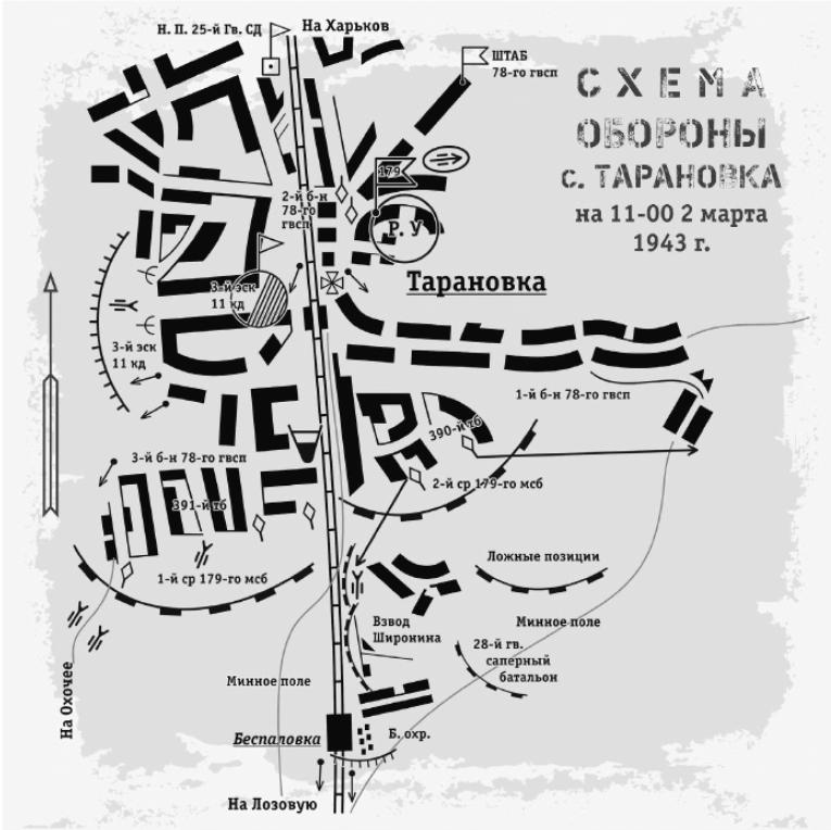 """Feat platoon of Lieutenant Shironin. """"Ukrainian Panfilov"""""""