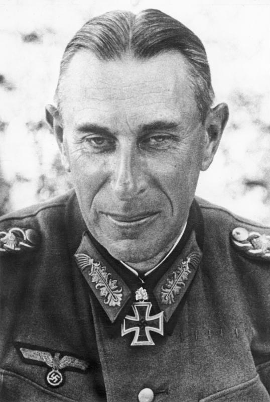 库尔斯克战役。 来自德国的一瞥