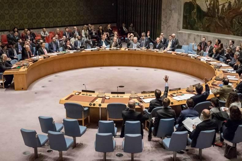 La Federación Rusa presentó a la ONU su proyecto de resolución sobre la investigación de himatak en Siria.