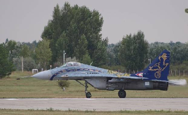 Bulgaria is ready to purchase dismantled MiG-29 from Hungary