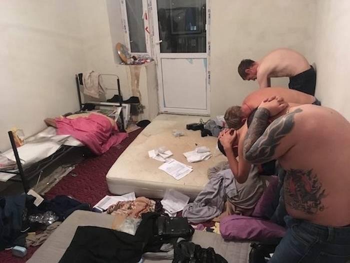 ФСБ задержала членов ячейки движения