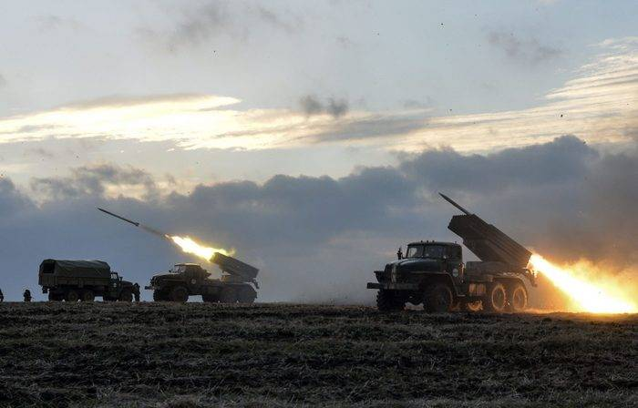 "Poroshenko ordered the missile troops to be ready to ""return to the Donbass"""