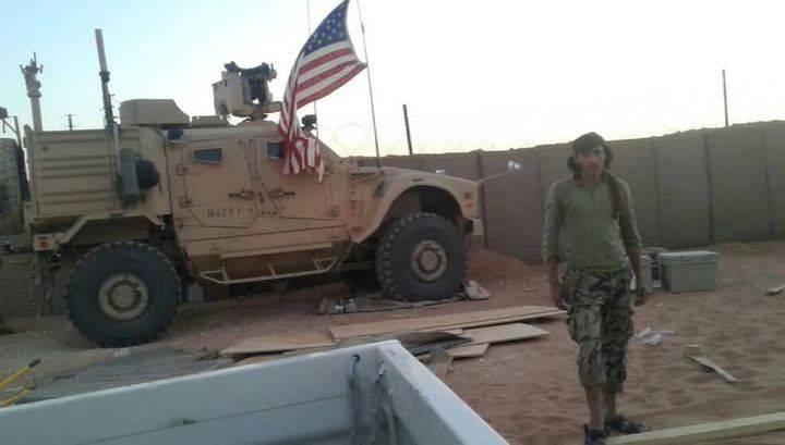 Base dos EUA em Al-Tanfi - um símbolo do colapso do sonho americano