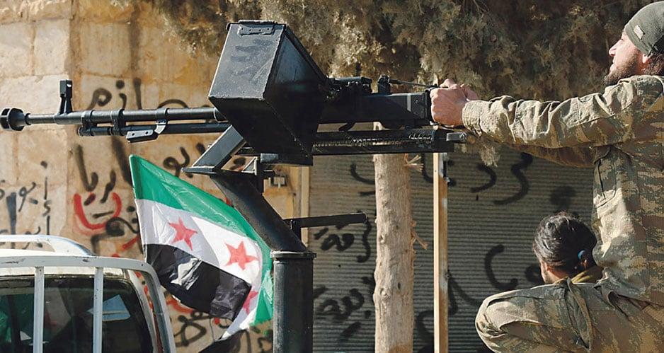 Сирийские войска восстановили контроль над последним оплотомИГ вгосударстве