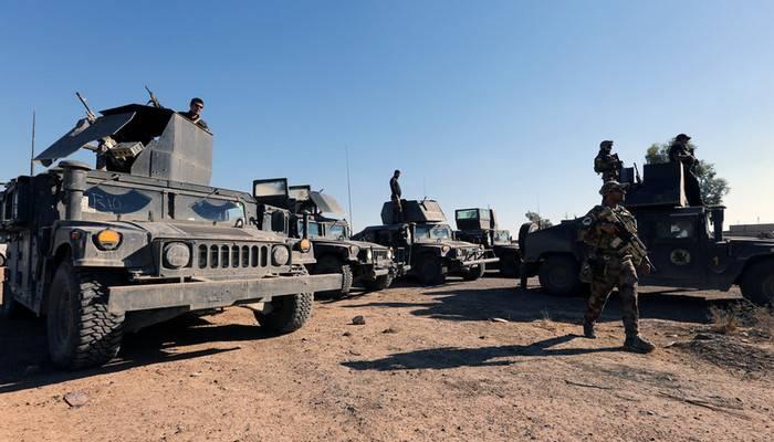 Los Estados Unidos anunciaron una liberación casi completa de Irak de IS *