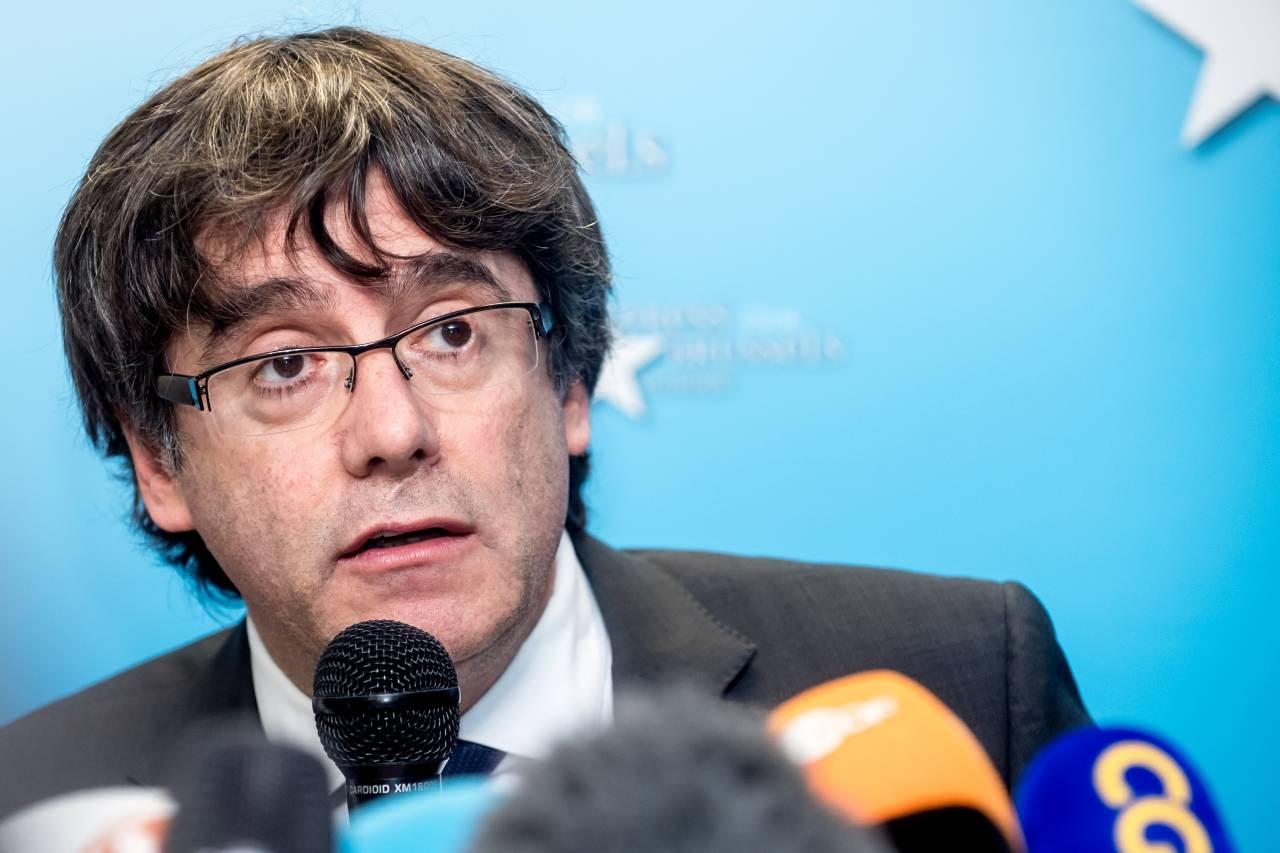 Милиция Бельгии задержала прежнего руководителя Каталонии