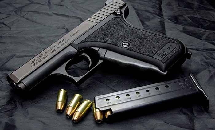 Pistol Heckler und Koch P7