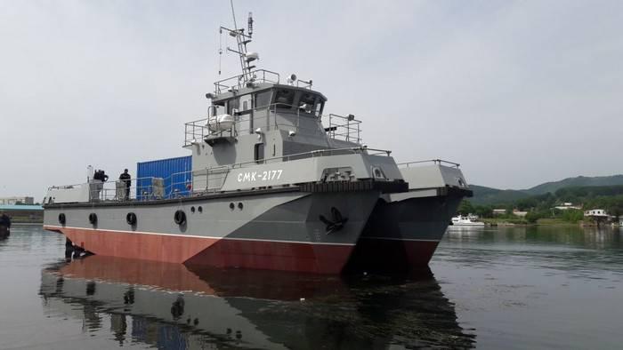 太平洋艦隊は新世代の潜水艇で補充されました