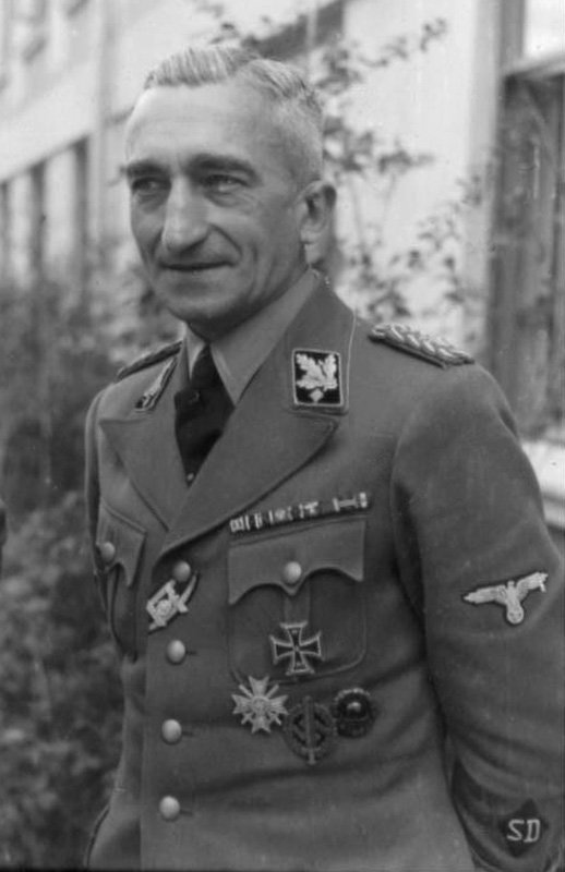 Chief Policeman of the Third Reich