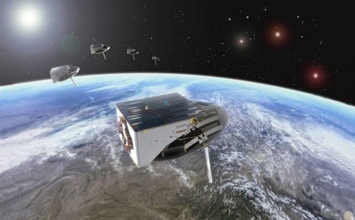 ドイツは独自のスパイ衛星を打ち上げる