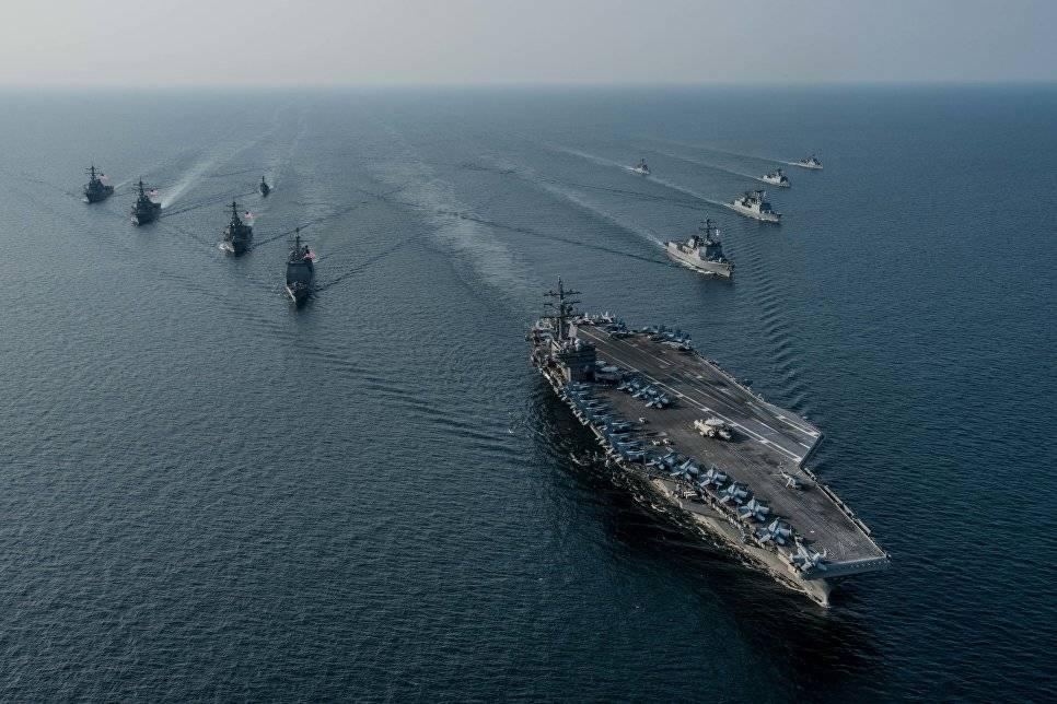 Неменее  60 адмиралов американского флота ответят засекс-вечеринки