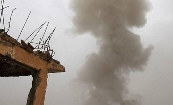 Gli elicotteri statunitensi prima dell'offensiva dell'ASA hanno eliminato i leader dell'ISIS da Meyadin