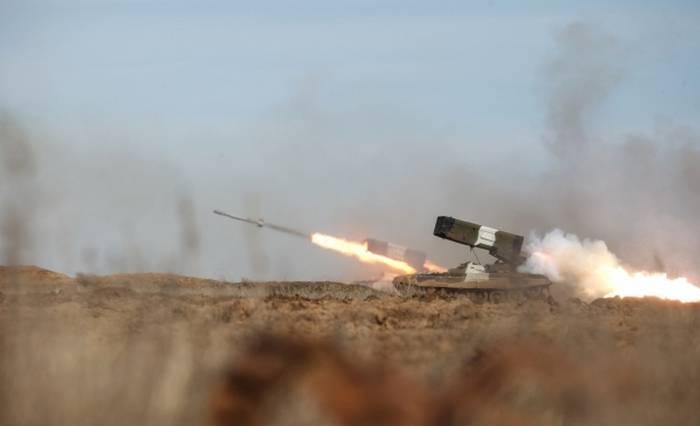 """O Ministério da Defesa receberá dez """"Solntsepekov"""" modernizados"""