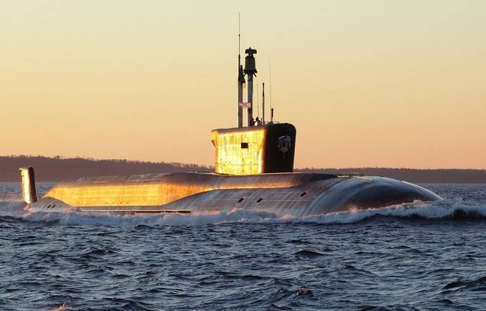 In Russia, the creation of strategic nuclear submarines of the Borey-B type began