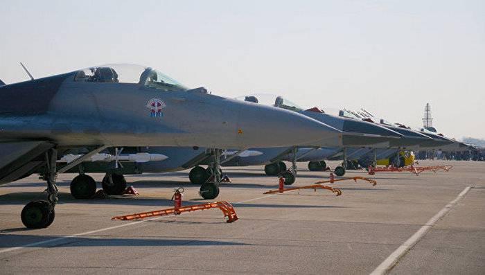 La Serbia ha iniziato la modernizzazione del MiG-29 trasferito dalla Russia