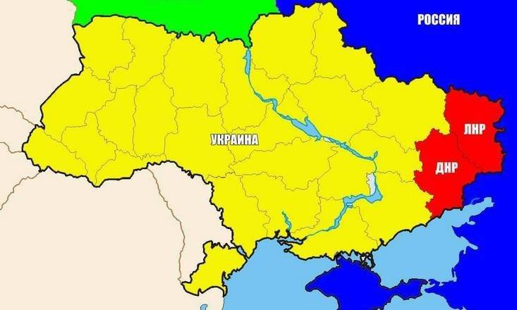 The path of the Donbass: when the republic will be part of Ukraine