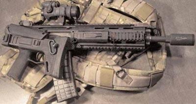 Автомат Remington ACR (Bushmaster ACR)