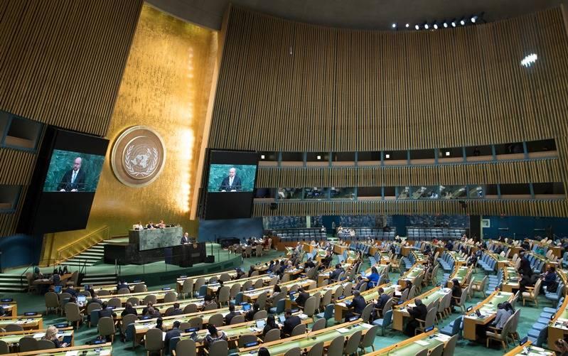 Die Russische Föderation legte der UNO einen Resolutionsentwurf zum Kampf gegen die nationalsozialistische Ideologie vor