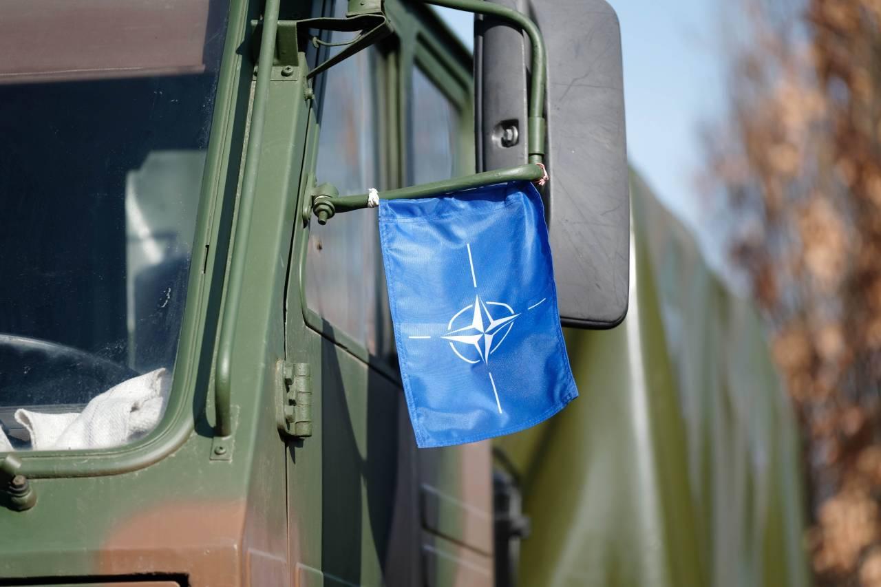 НАТО решила сделать командования поАтлантике ипологистике вевропейских странах