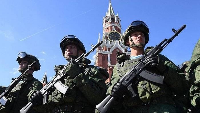 ВЦИОМ: более 90% опрошенных россиян уверены в способности армии защитить странум