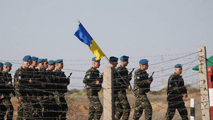 우크라이나에서는 Paratrooper Day가 11 월 21로 옮겨졌습니다.