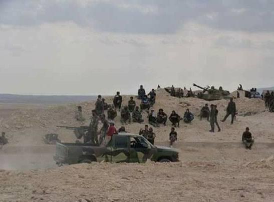 La CAA a pris le contrôle du dernier bastion majeur des Igilovs - Abu Kemal.