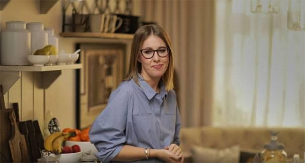 Sobchak - CNN: I support anti-Russian sanctions