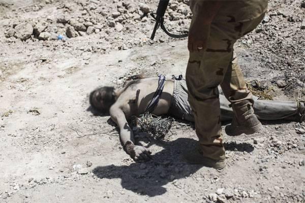 ISISの将軍はシリアから逃げようとしています