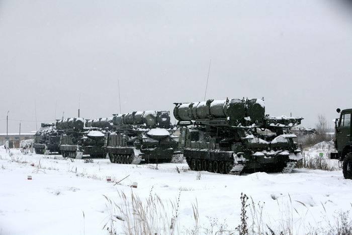 Russland wird eine neue Luftverteidigungsabteilung in der Arktis einsetzen