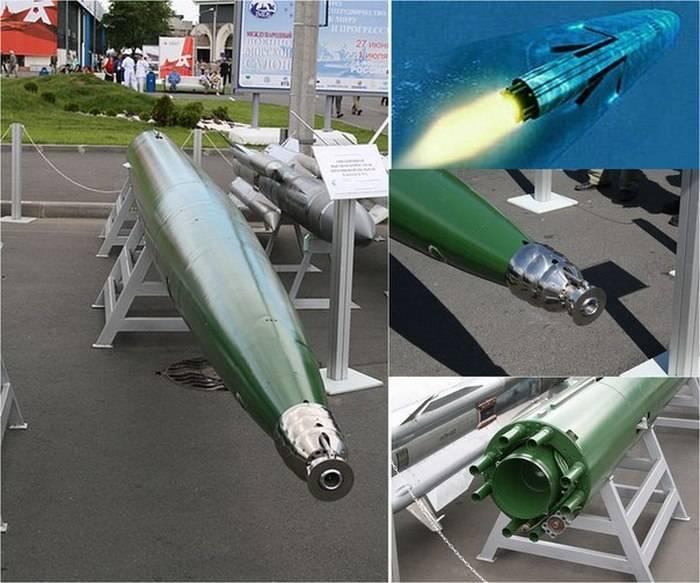 魚雷「Flurry」を近代化する
