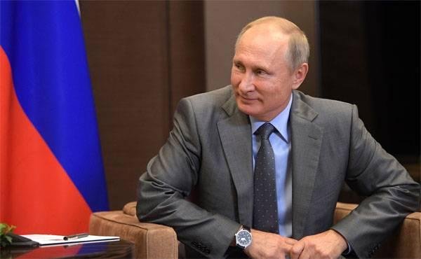 """""""パートナー"""":プーチン大統領は安い石油を経験した"""