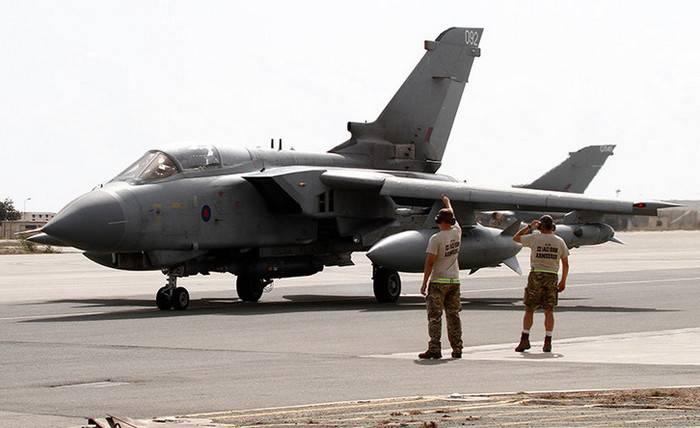 Williamson: la British Air Force continuerà ad attaccare la posizione dell'IG *
