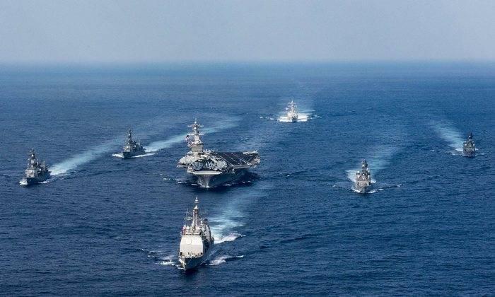 专家:美国在太平洋地区的演习有可能与朝鲜发动战争
