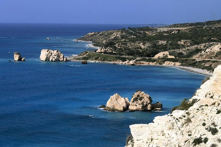 Aquí Afrodita desembarcó (Chipre en la era del cobre y el bronce).