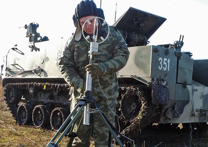 Hava Kuvvetleri BTR-MDM Rakushka'ya dayanan en son keşif aracı РХМ-5М'ı test edecek