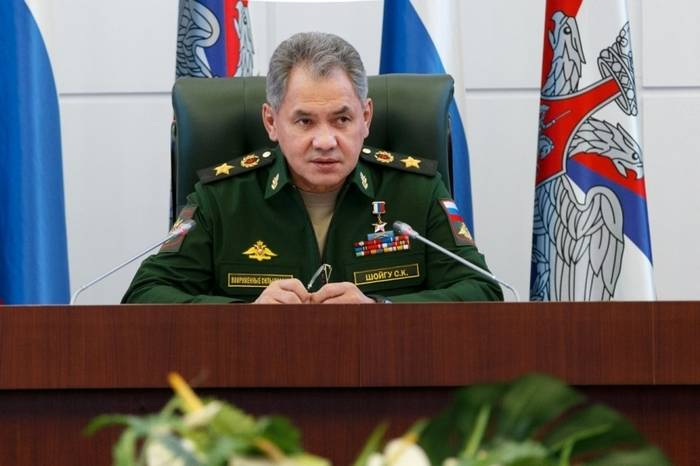 Shoigu confirmed the Syrian army's capture of the last stronghold of militants in the country