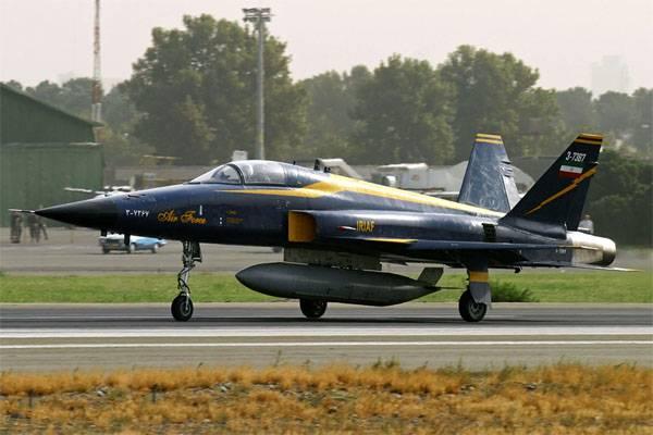伊朗国防部负责人:我们准备建立自己的重型战斗机