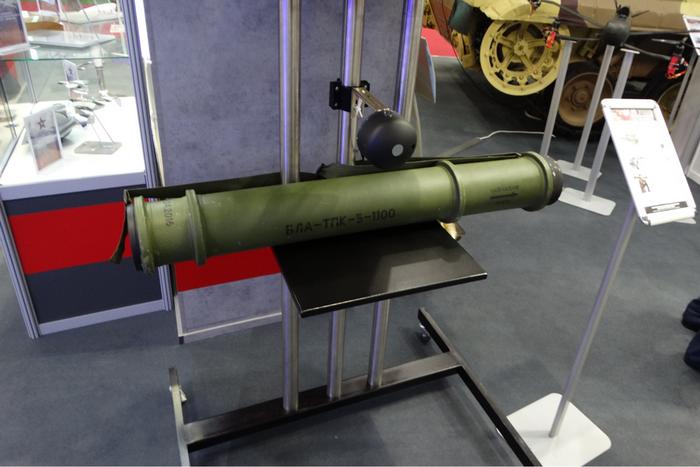 """러시아 정보국은 """"수류탄 발사기""""에서 드론 발사"""